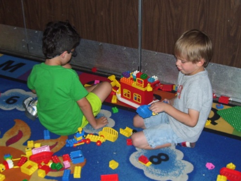 The Friendship Club: A Social Skills Group for children ages 5-8