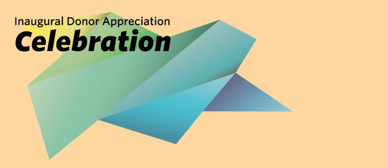 Donor Appreciation Celebration