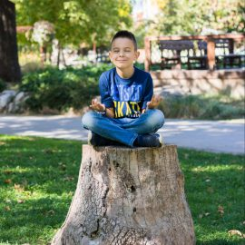 Practicing Mindfulness With Kids